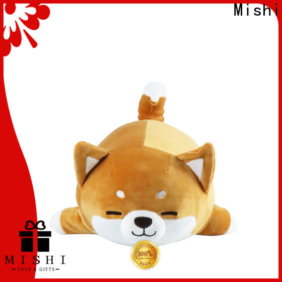 Mishi plush toys company for sale
