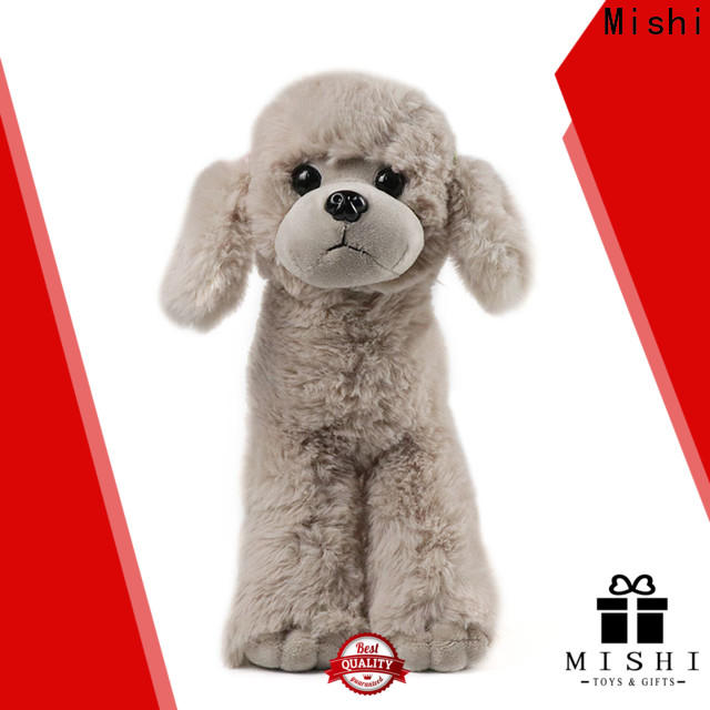 Mishi kangaroo cheap plush toys with custom logo for sale