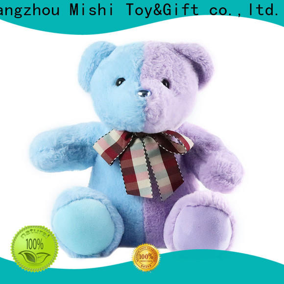 Mishi personalized plush toys with hoodies for sale
