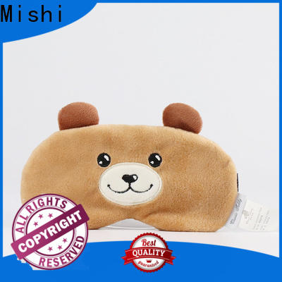 Mishi printing eye cover mask suppliers for presents