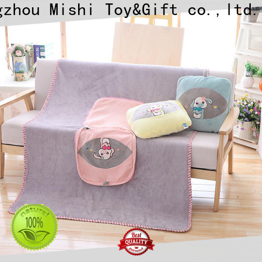 printed plush cushion covers company for presents