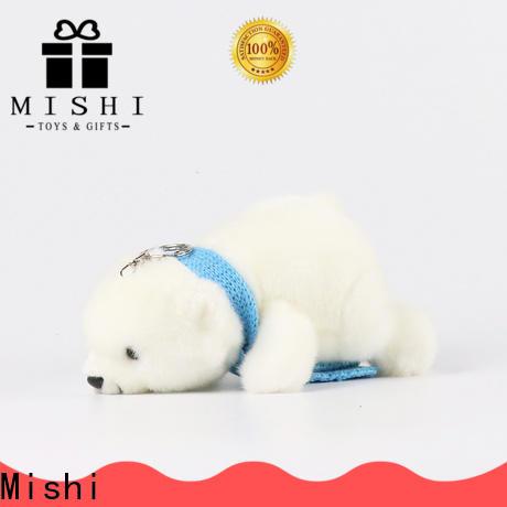 Mishi corgi custom plush toy with t shirts for presents