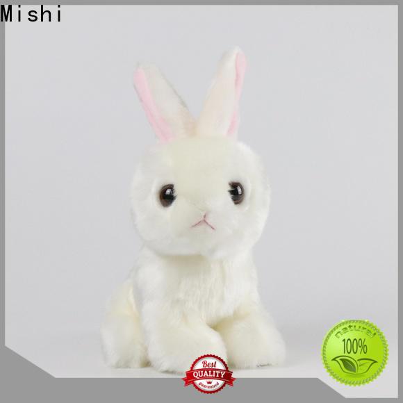 Mishi latest unique plush toys factory for sale
