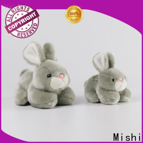 Mishi corgi soft plush toys with t shirts for business