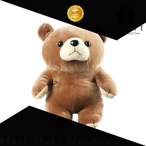 Mishi new plush toy suppliers for presents