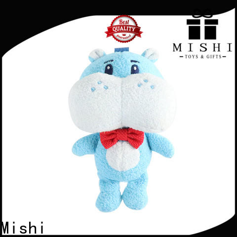 Mishi bull unique plush toys suppliers for kids