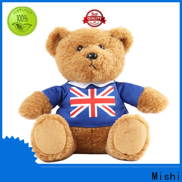 Mishi corgi plush toy manufacturers supply for business