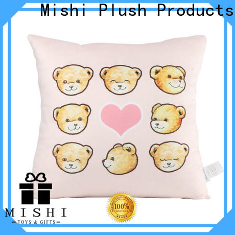 best plush cushion covers supply for living room