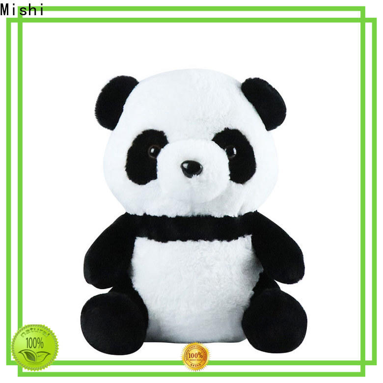Mishi cute plush toys factory for gifts
