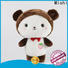 Mishi hippo funny plush toys supply for sale
