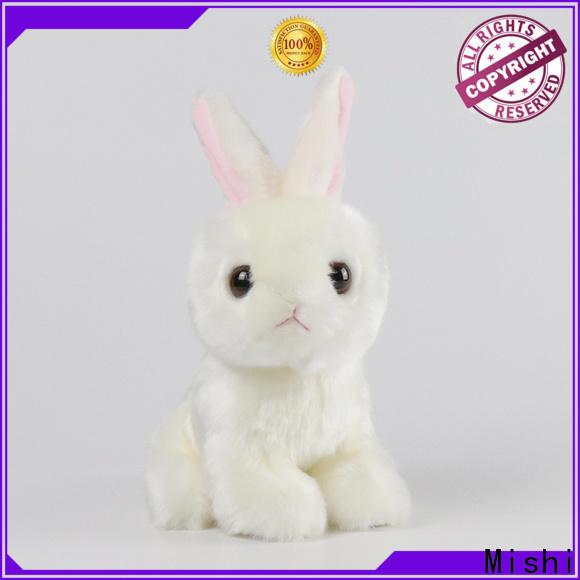 Mishi custom plush toys manufacturers for sale