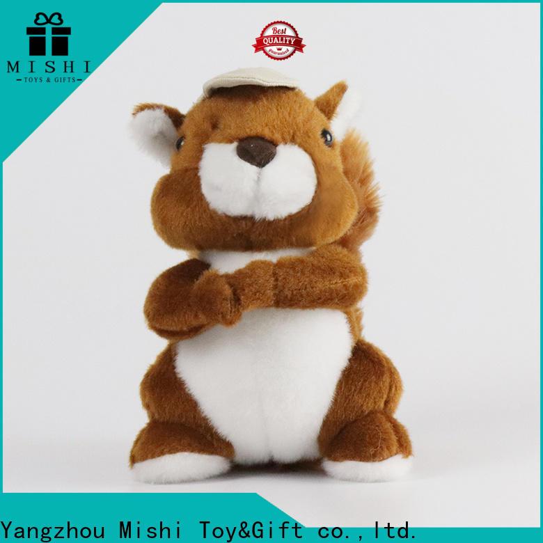 Mishi kangaroo cute plush toys factory for sale