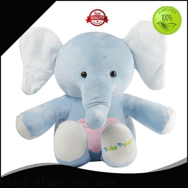 wholesale best plush toys with custom logo for gifts