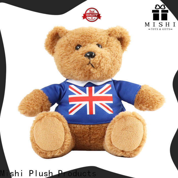Mishi corgi plush toy manufacturers with t shirts for kids