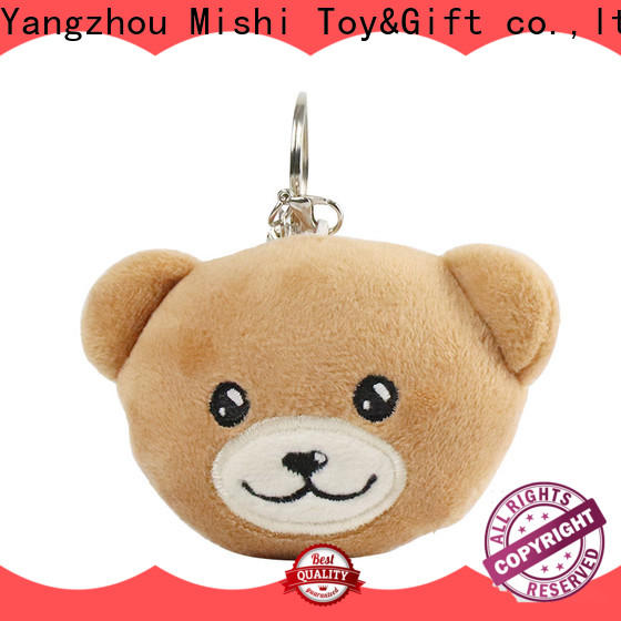 Mishi plush keyring factory for presents