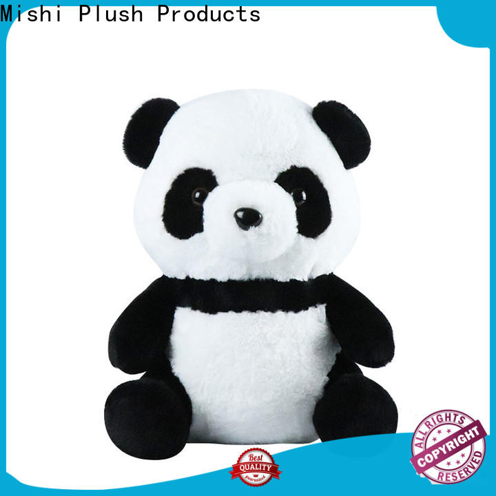 Mishi unique plush toys with hoodies for kids