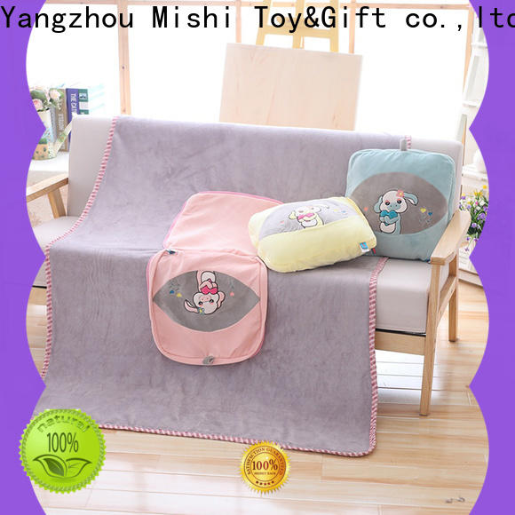 Mishi plush cushions company for home