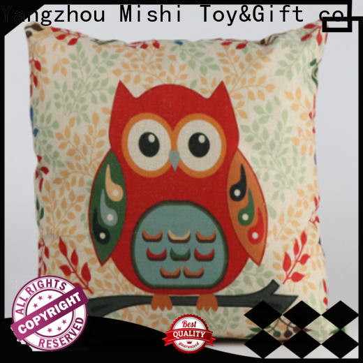 latest plush cushion covers hand warmer for gifts