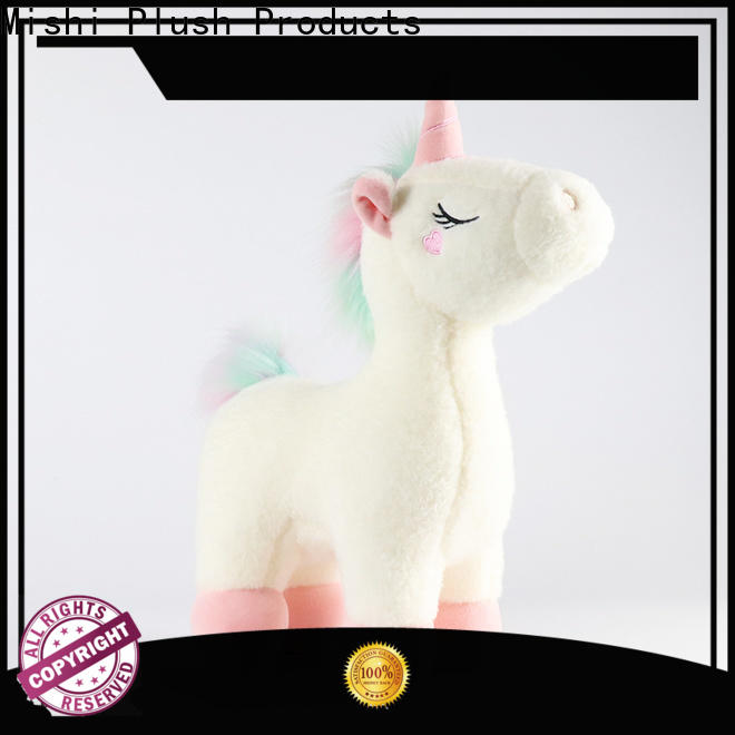 Mishi best plush toys factory for business