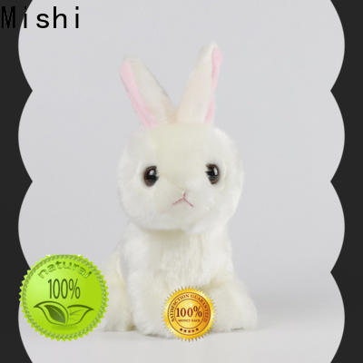 Mishi wholesale custom plush toys with t shirts for presents