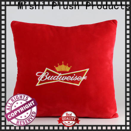 Mishi plush cushions manufacturers for presents