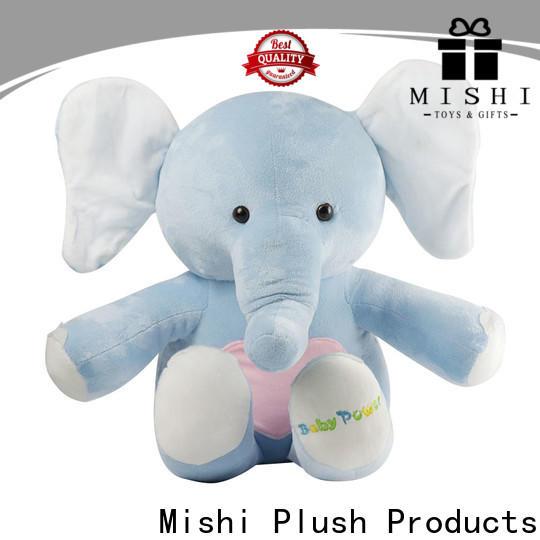 Mishi soft plush toys supply for kids