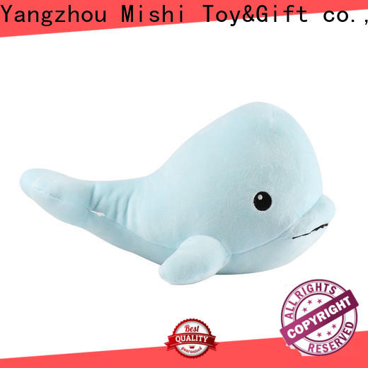 Mishi poodle custom plush toy supply for business