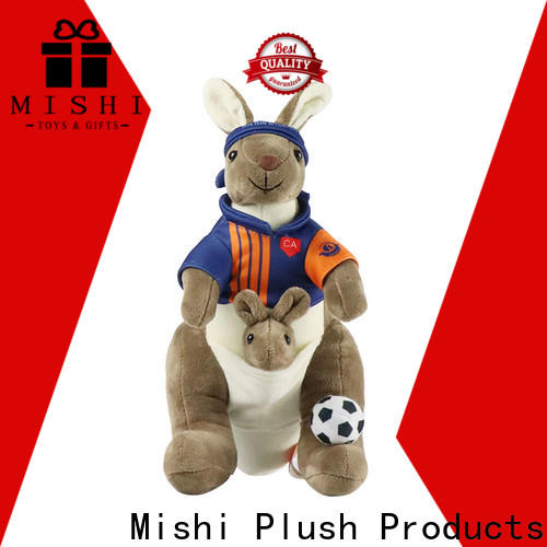 Mishi plush toy with hoodies for sale
