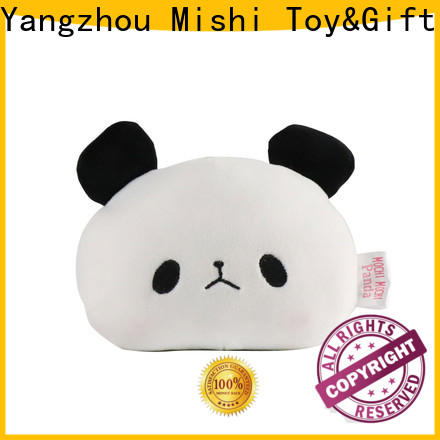 Mishi wholesale plush coin purse factory for business