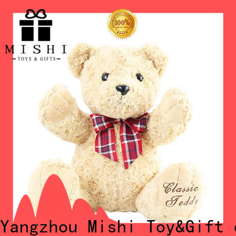 Mishi pendant plush toys wholesale with t shirts for kids