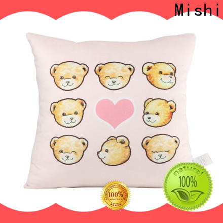 best plush cushion suppliers for home