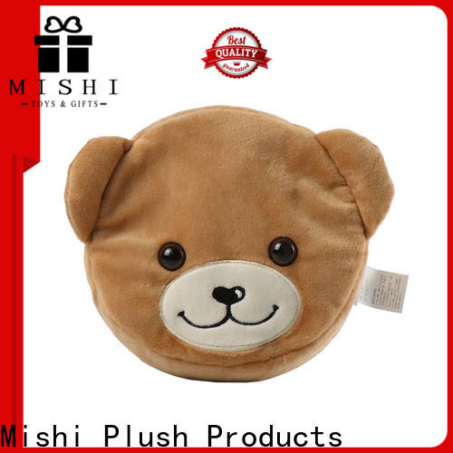 wholesale plush wallet supply for presents