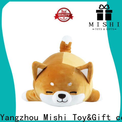 Mishi whale plush toy manufacturers supply for sale