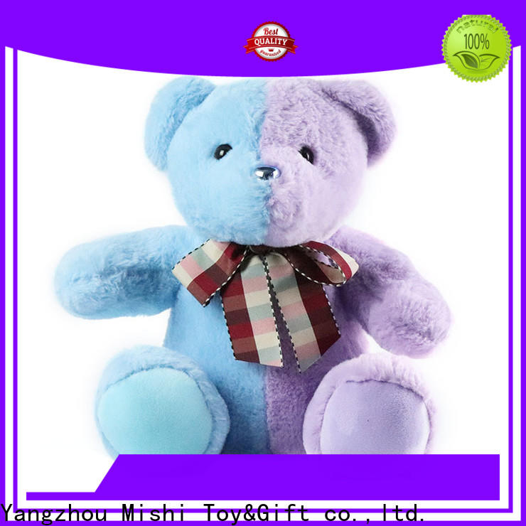 Mishi wholesale plush toy manufacturers company for kids