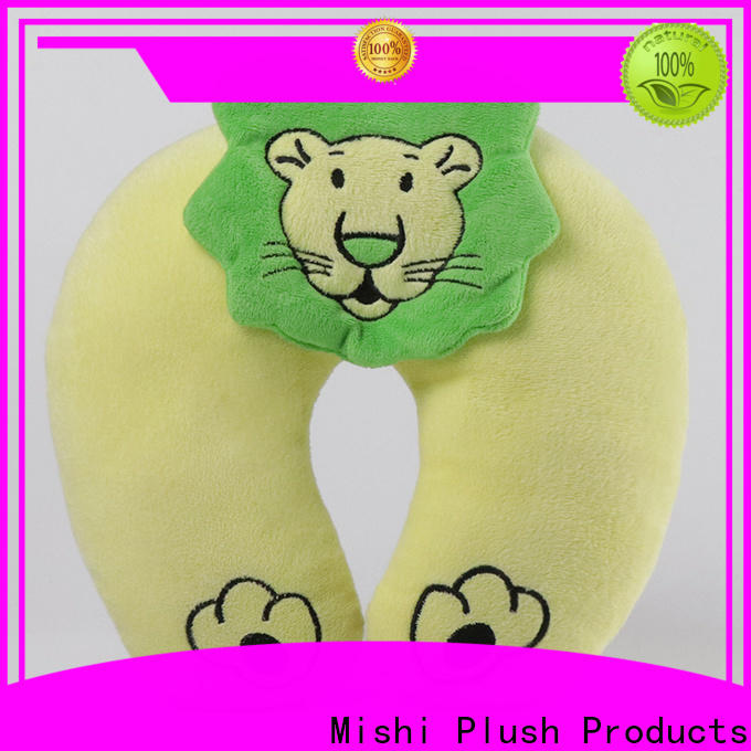 Mishi plush pillow manufacturers for gifts