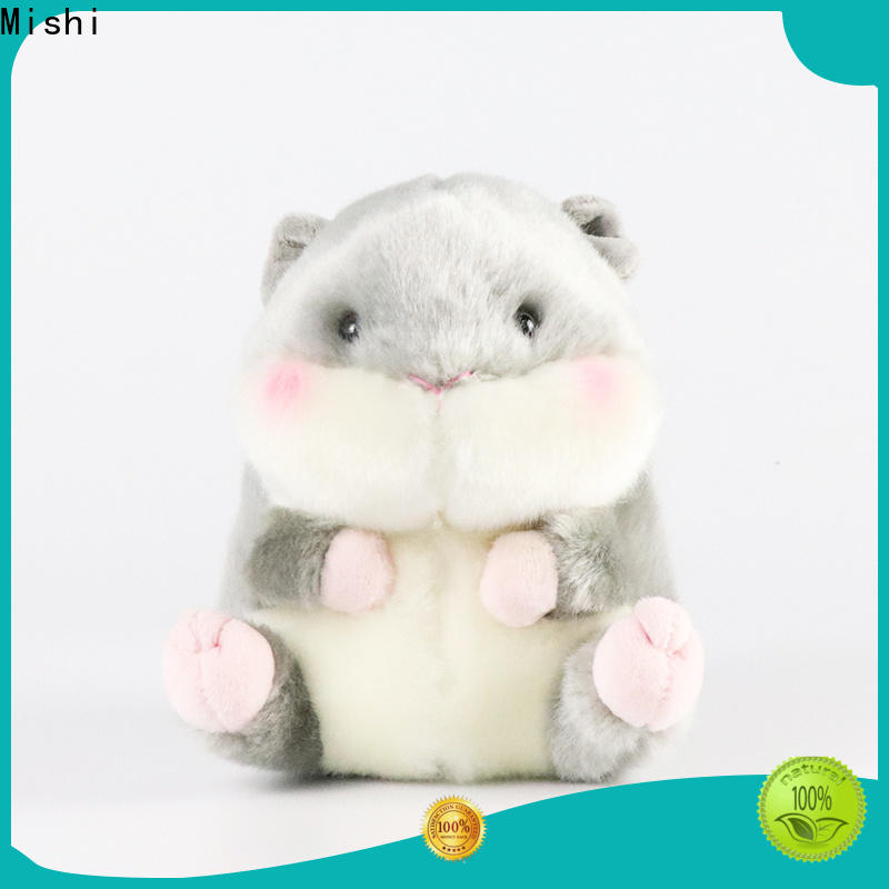 Mishi soft plush toys supply for presents