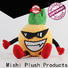 Mishi top plush toy suppliers for business