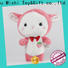 Mishi best plush toys with hoodies for presents