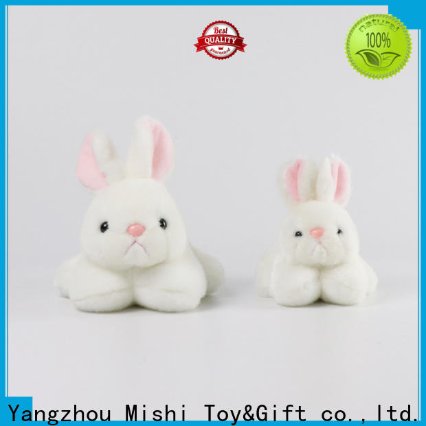 Mishi funny plush toys with t shirts for gifts