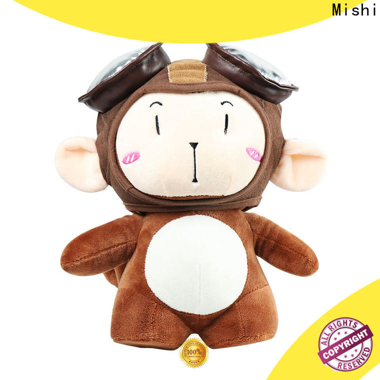 top custom plush toys with hoodies for gifts