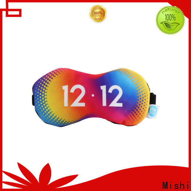 custom eye cover mask with custom printing for gifts