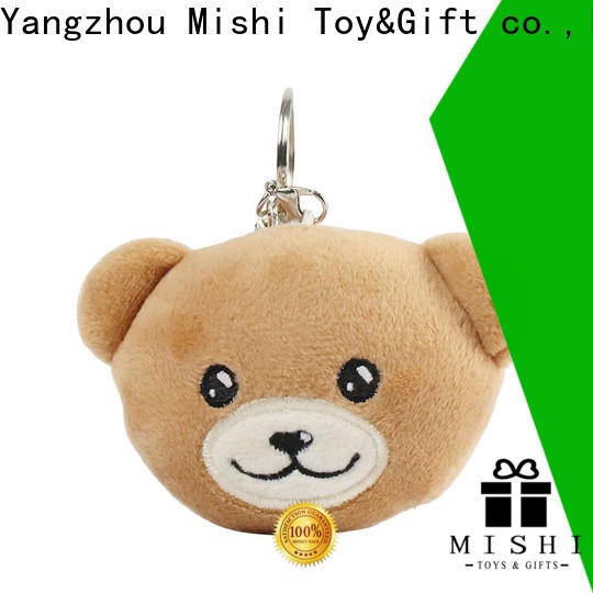 Mishi fast delivery plush keychain wholesale factory for sale