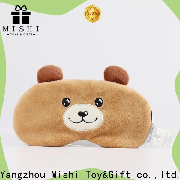 Mishi eye mask with custom printing for business