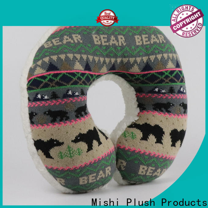 high-quality fluffy neck pillow factory for sleeping
