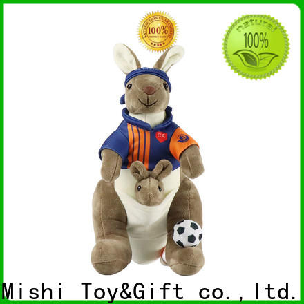 Mishi hippo unique plush toys supply for gifts