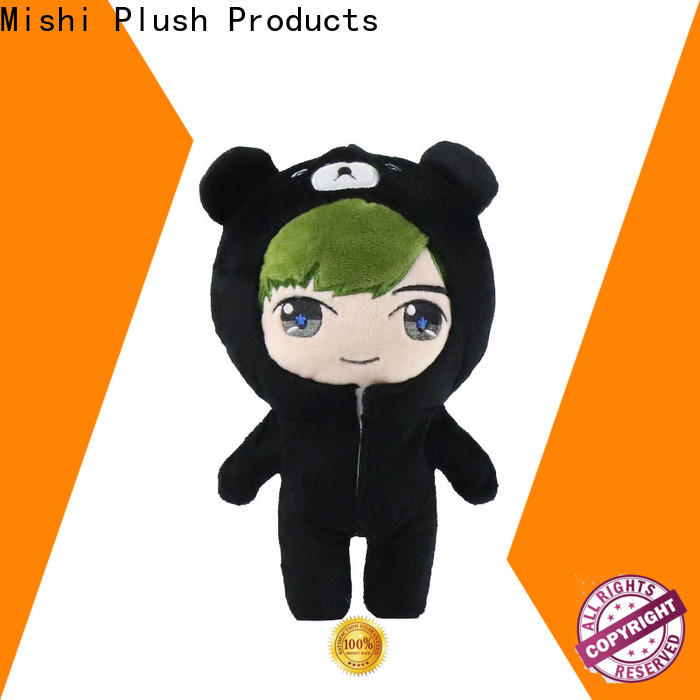 Mishi funny plush toys manufacturers for business