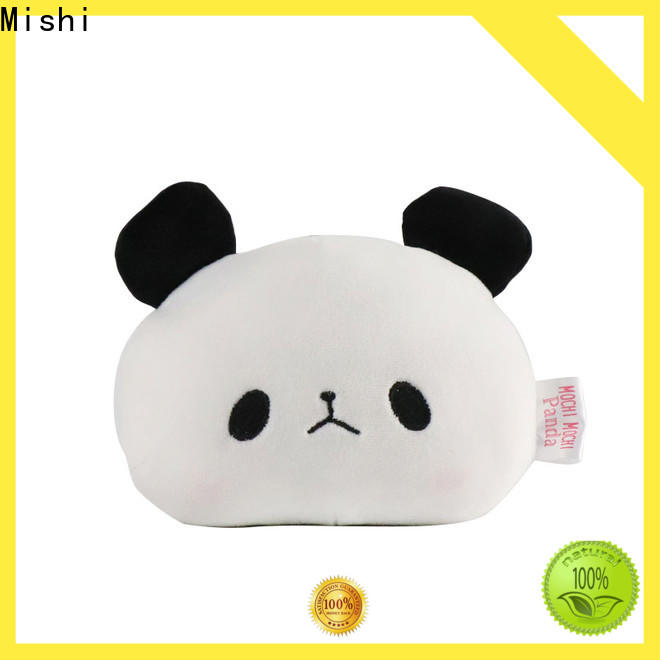 Mishi plush wallet suppliers for sale
