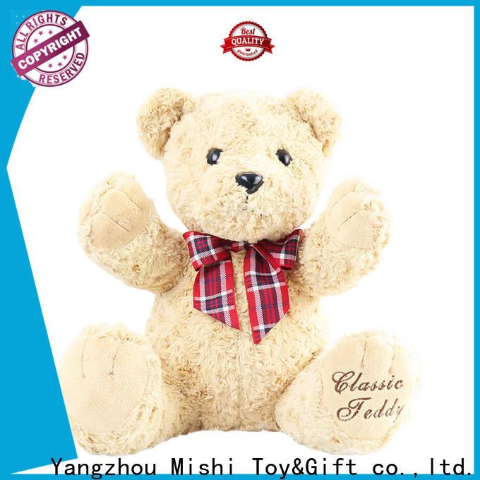 Mishi kangaroo custom plush toy suppliers for presents