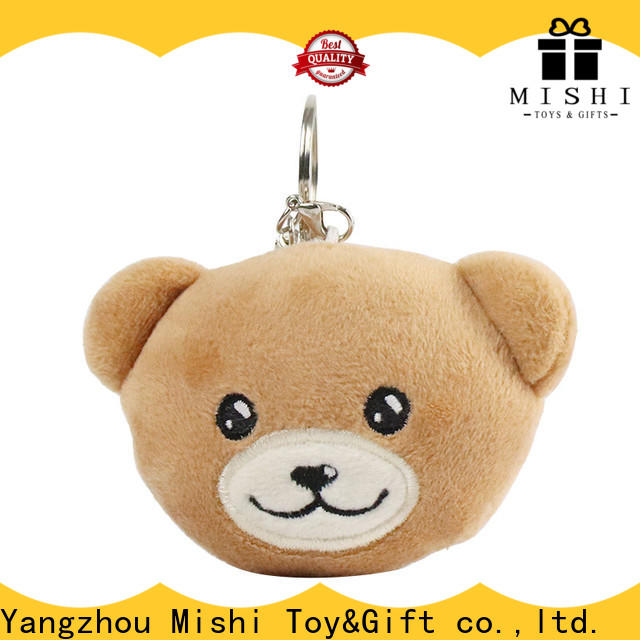 fast delivery cute plush keychains manufacturers for presents