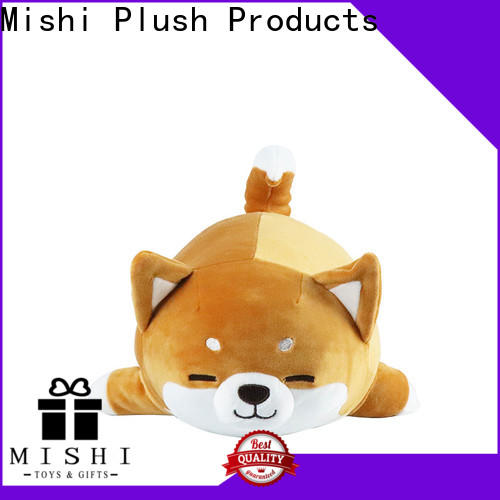 Mishi bulk plush toys supply for kids